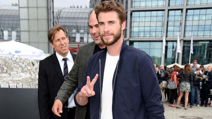 "Hier bringt Liam Hemsworth ""Independence Day 2"" nach Berlin!"