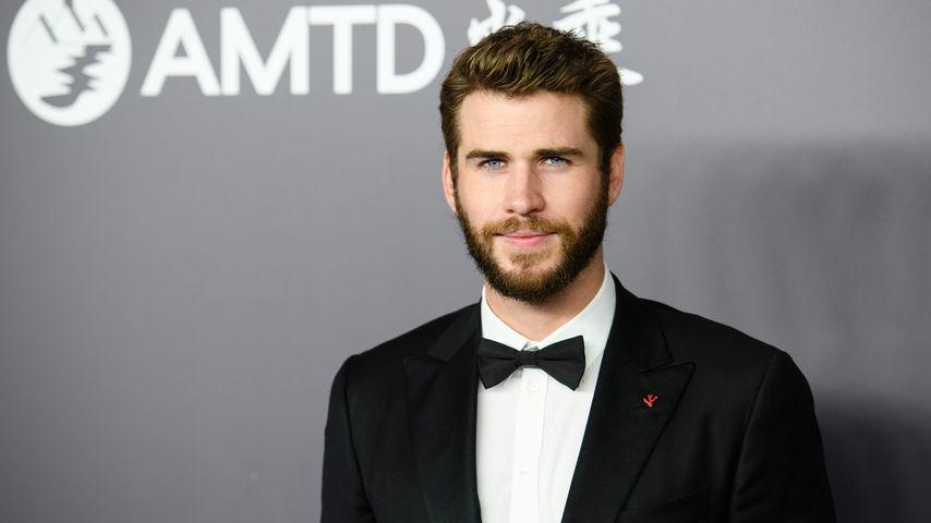 Deshalb nicht bei Grammys: Liam Hemsworth war im Krankenhaus