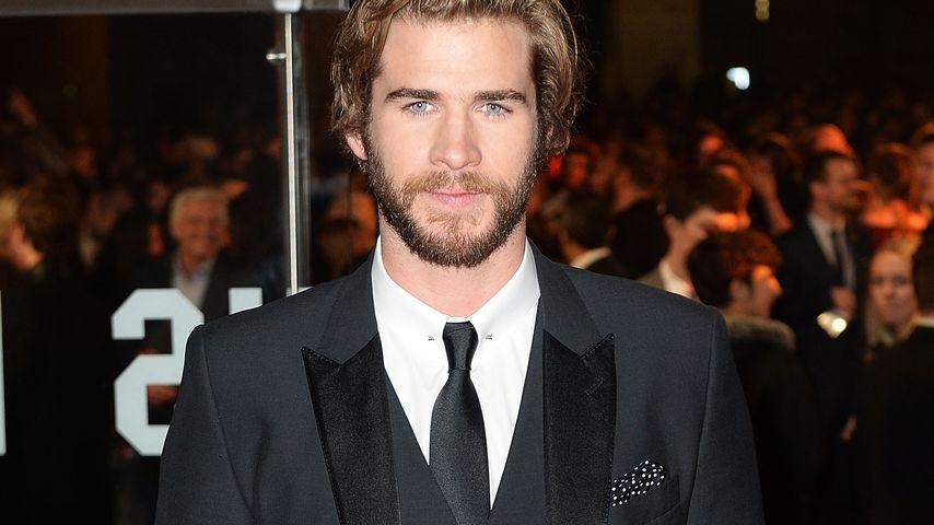 Brutal! Liam Hemsworth bewarf Brüder mit Messer