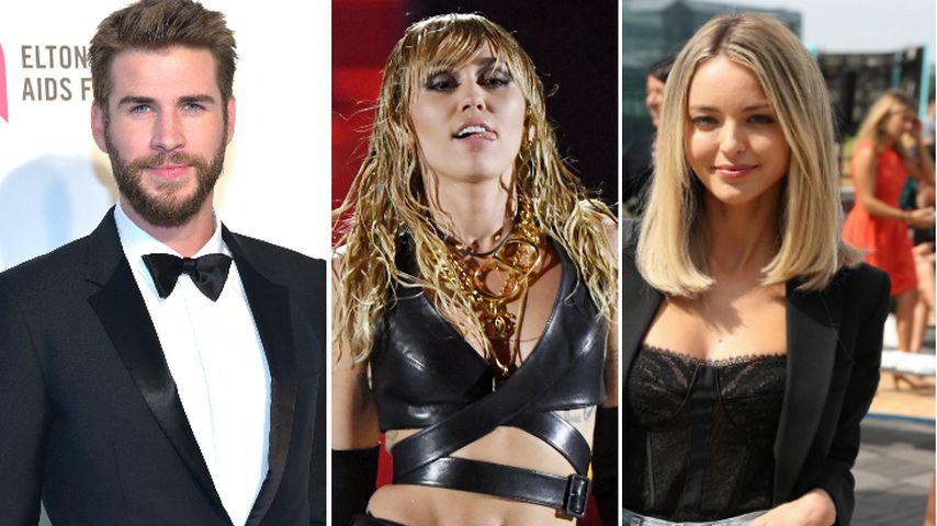 Zeilen über Liebe: Ätzt Miley hier gegen Liam oder Kaitlynn?