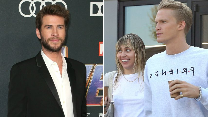 Liam Hemsworth baut neben Miley und Codys Liebes-Nest!