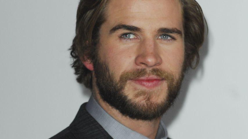 Liam Hemsworth: Erster Kuss war Pflicht-Aufgabe
