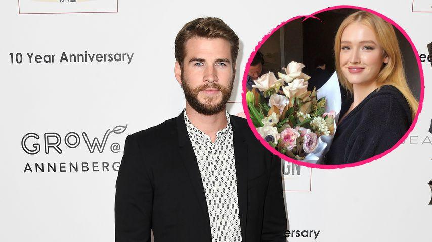 Auf Kuschelkurs? So lief Liam Hemsworth & Maddisons Date ab