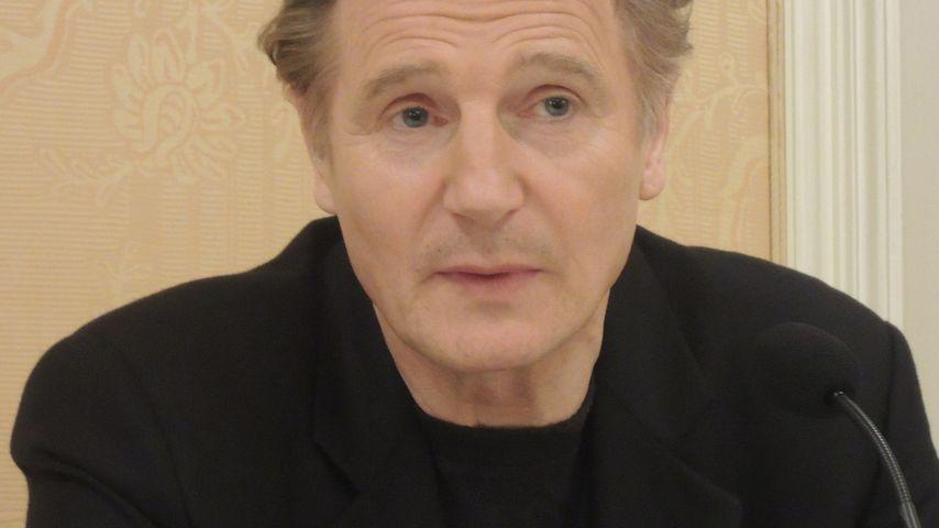 Liam Neeson: Tod seiner Frau noch nicht verkraftet