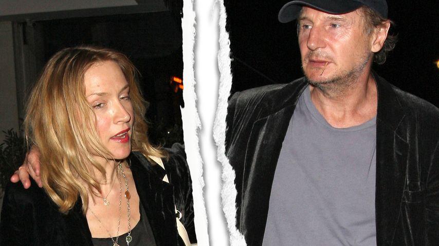 Liam Neeson: Der Söhne wegen von Freya getrennt?