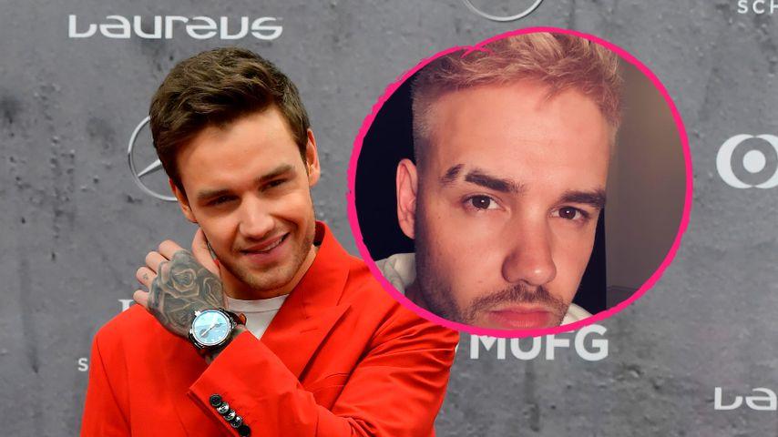 Nach Trennung von seiner Verlobten: Liam Payne ist erblondet