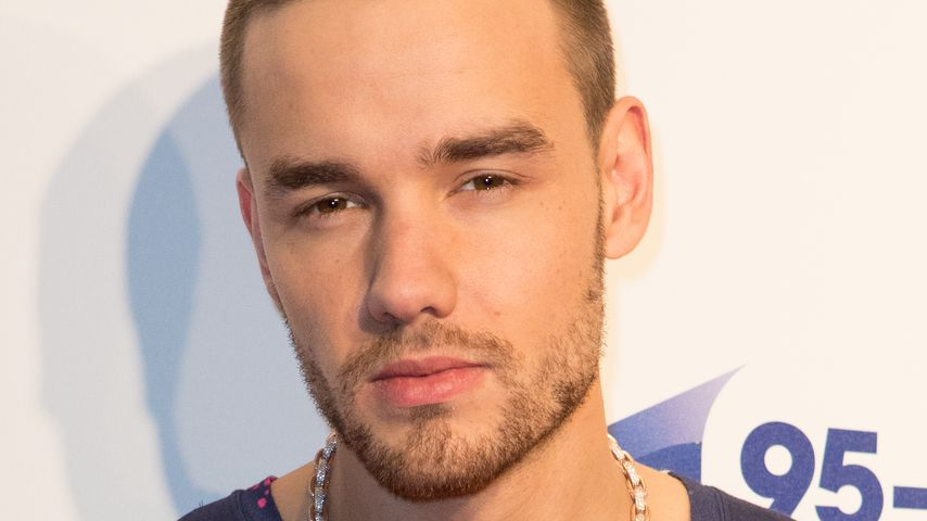 Liam Payne beim Capital's Jingle Bell Ball 2017