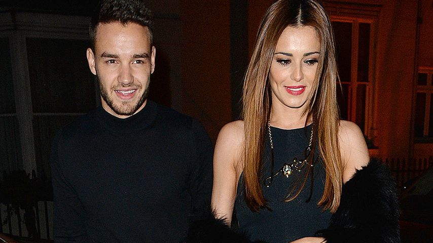 Liam Payne und Cheryl Cole in London