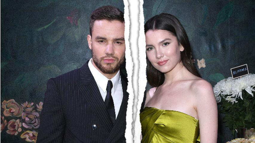 Nach nur sechs Monaten: Alles aus bei Liam Payne und Maya?