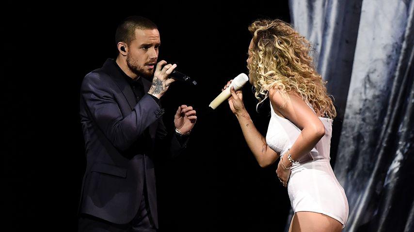 Liam Payne und Rita Ora bei den BRIT Awards 2018