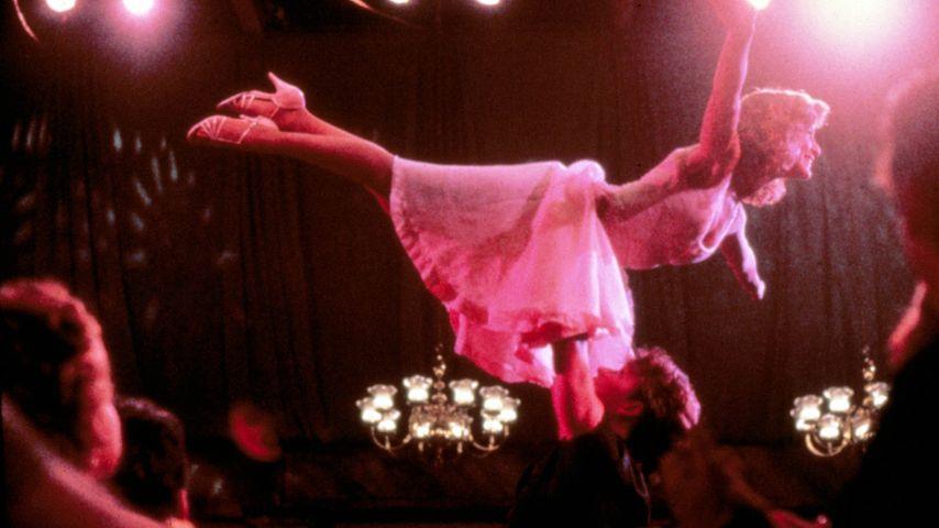 Patrick Swayze, Dirty Dancing und Jennifer Grey
