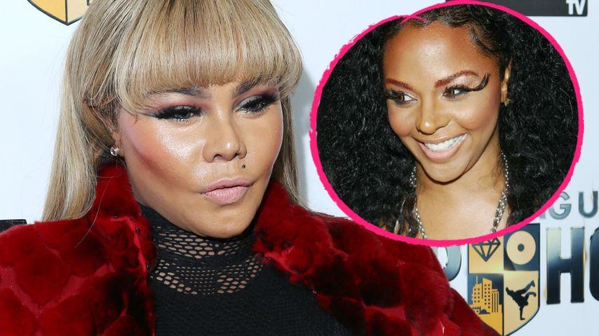 Total entstellt: So schlimm sieht Rapperin Lil' Kim aus!