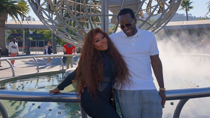 Lil Kim und The Great, November 2019
