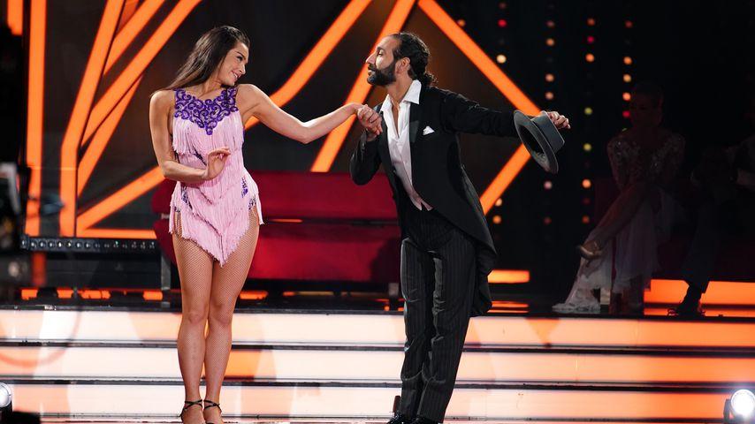 "Lili Paul-Roncalli und Massimo Sinató, ""Let's Dance""-Duo"