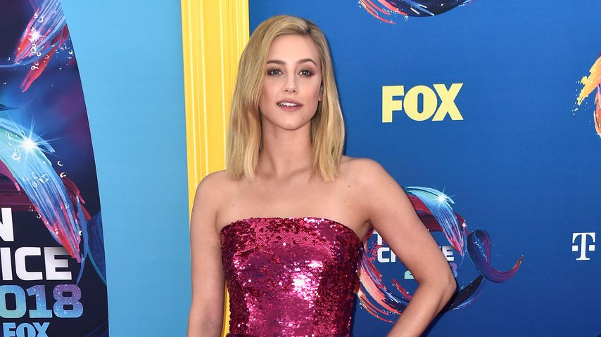 Lili Reinhart bei den Teen Choice Awards 2018 in Los Angeles