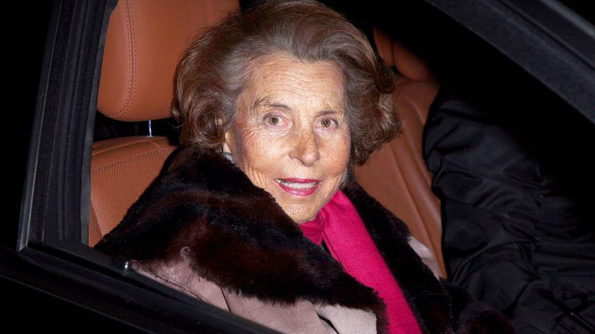 Liliane Bettencourt, reichste Frau der Welt