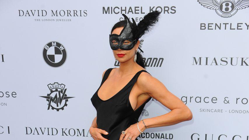 Lilly Becker bei einem Maskenball im Juni 2019