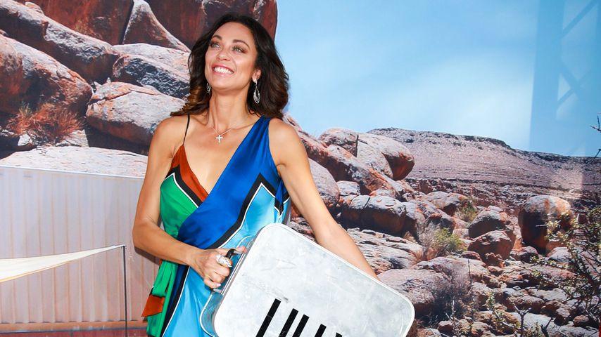 """Lilly Becker bei der Preview von """"Global Gladiators"""""""