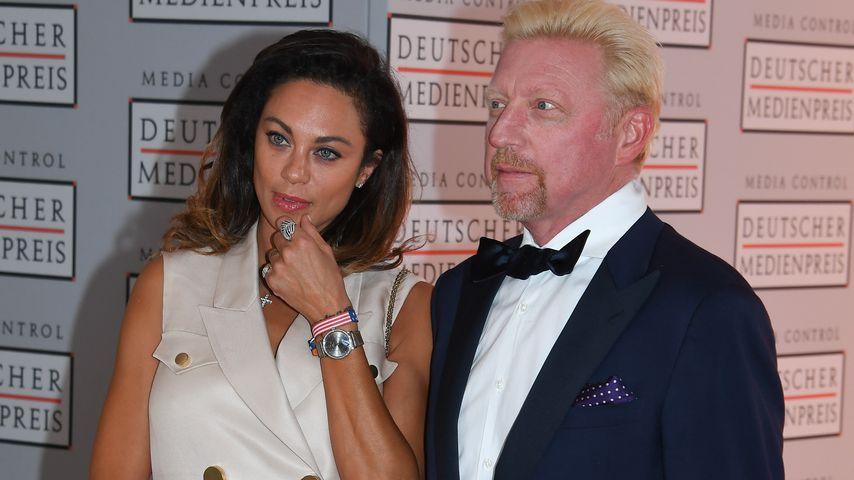 """""""Er ist gemein zu mir"""": Lilly Becker bei GG sauer auf Boris!"""