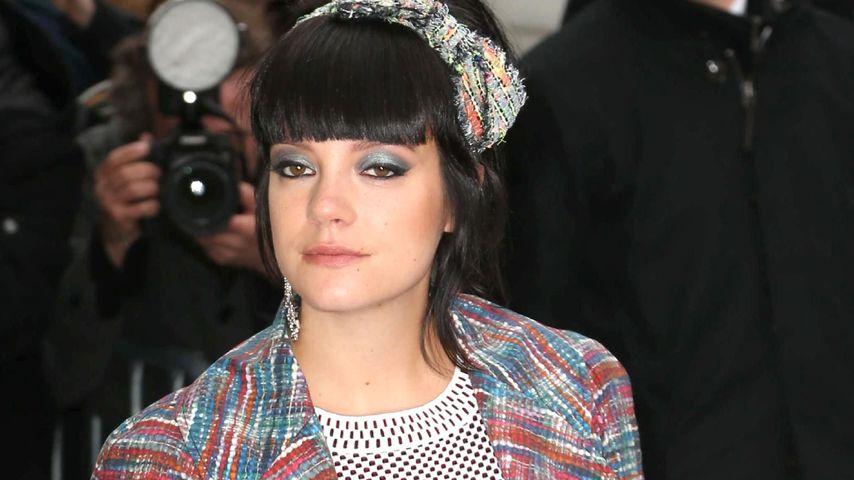 Beauty-Sorgen: Lily Allen will Kate Moss' Körper