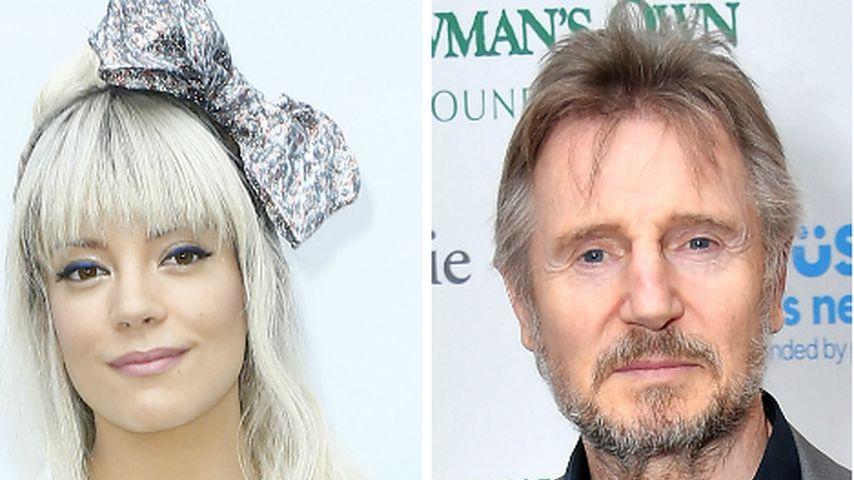 """Lily Allen widmet Liam Neeson ihren """"F*** You""""-Song!"""