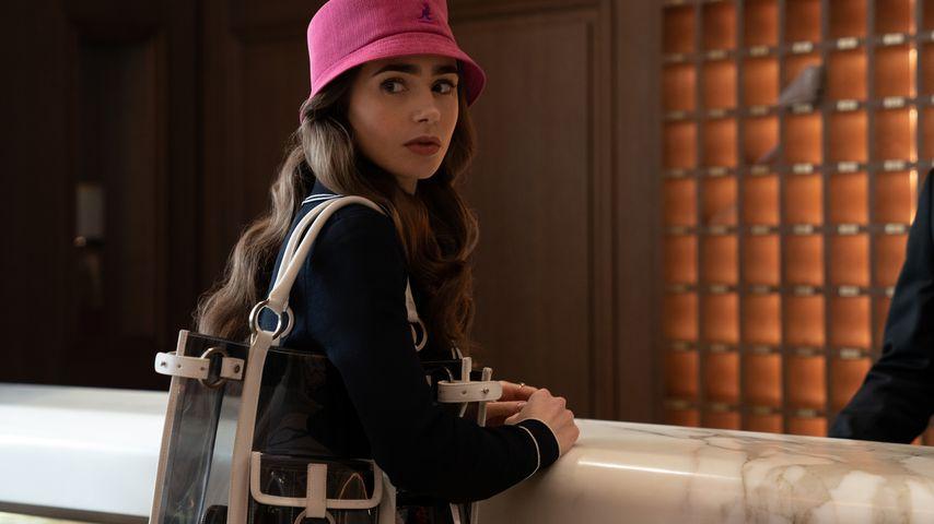 """Zweite Staffel! Dreharbeiten für """"Emily in Paris"""" laufen an"""