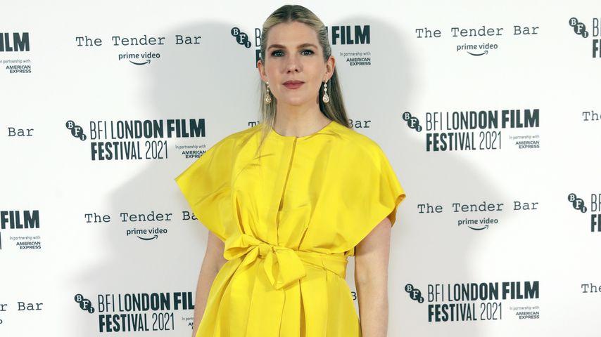 Lily Rabe beim London Film Festival