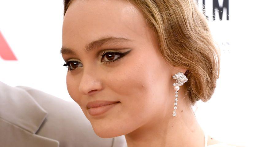 Lily-Rose Depp, Schauspielerin