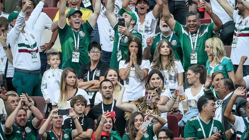 WM-Auftakt: So heiß waren die Spielerfrauen um Cathy Hummels