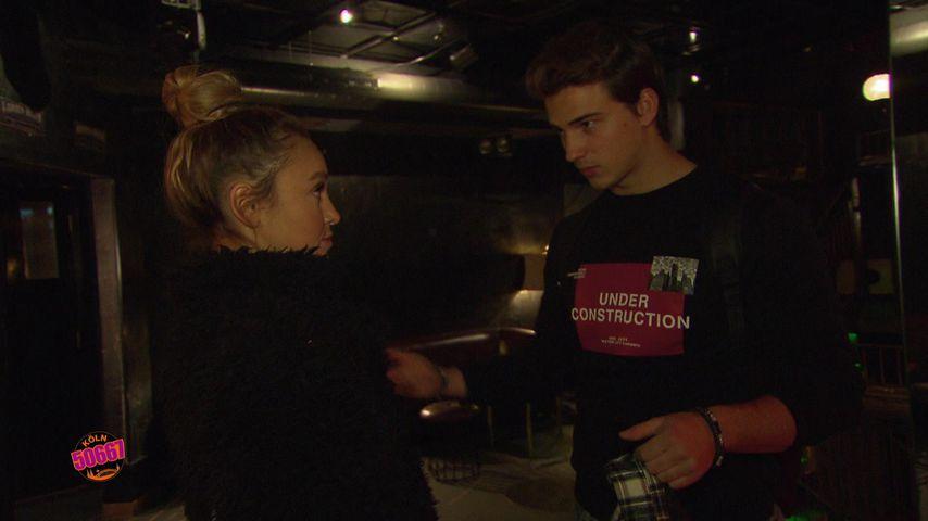 """Lina und Tom im Club, Szene aus """"Köln 50667"""""""