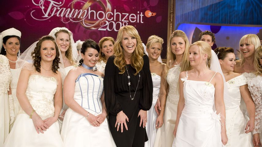 """Linda de Mol, einstige """"Traumhochzeit""""-Moderatorin"""