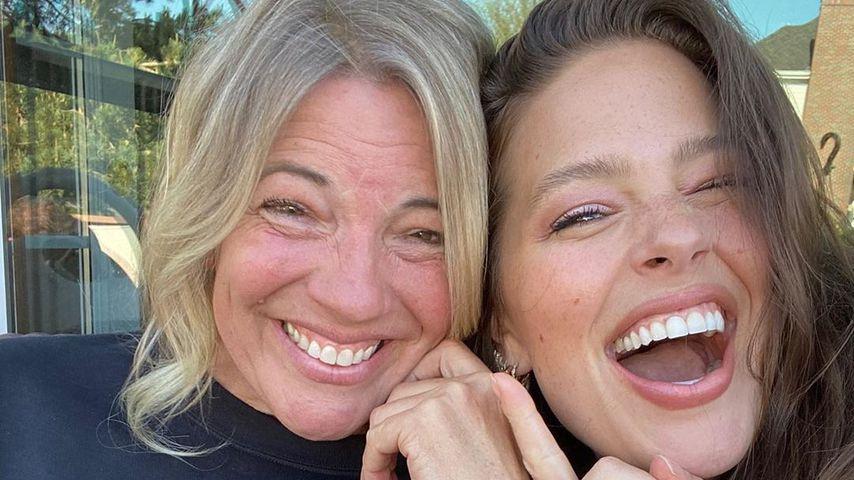 Ashley Graham freut sich auf ihren ersten Muttertag als Mama