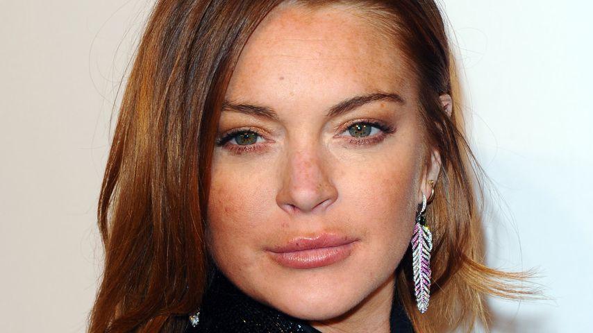 Lindsay Lohan bei einer Veranstaltung