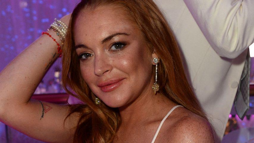 Lindsay Lohans Autobiografie wird eine Trilogie