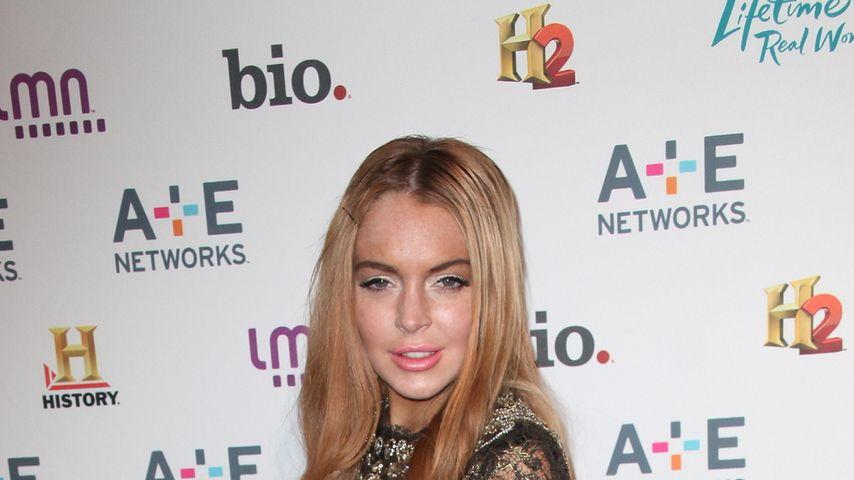 Lindsay Lohan: 40.000 $ Schulden beim Solarium
