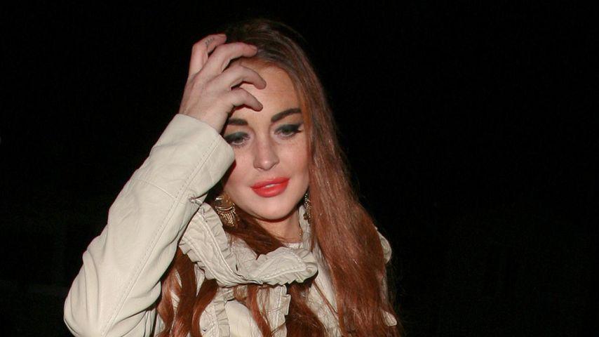 Lindsay Lohan & Assistent: Offiziell tatverdächtig