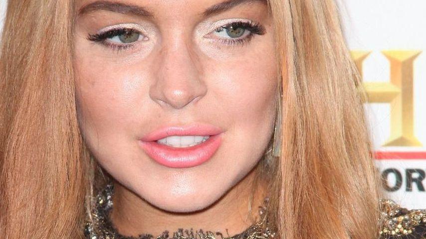 Lindsay Lohan: Unfall-Truck-Fahrer will Geld!