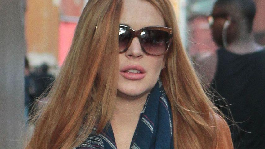 Lindsay Lohan im Krankenhaus: Ein Asthma-Anfall?