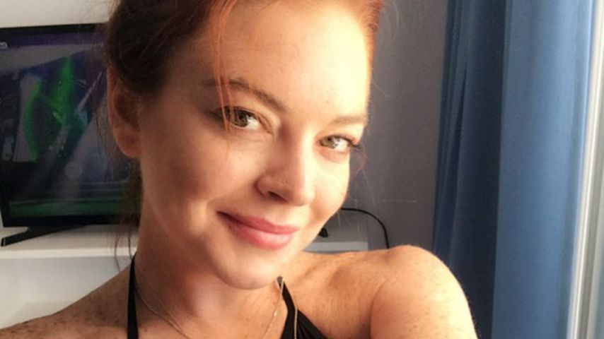 Lindsay Lohan, US-Schauspielerin
