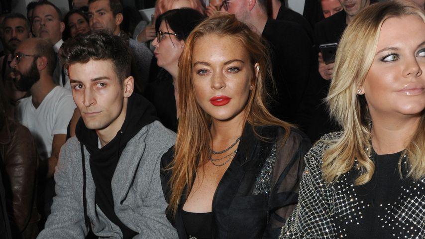 War Lindsay Lohans Fehlgeburt-Nachricht nur Fake?