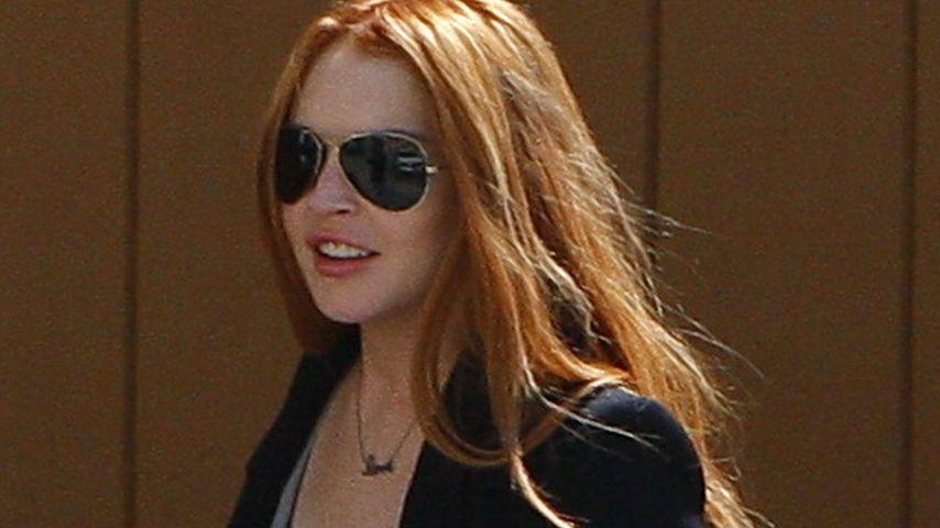 Lindsay Lohan: Bewährung soll aufgehoben werden!