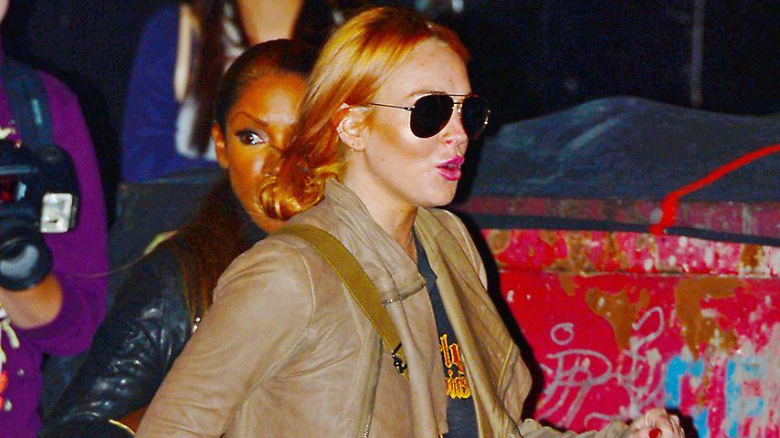 Lindsay Lohan: Von falschen Freunden verführt?