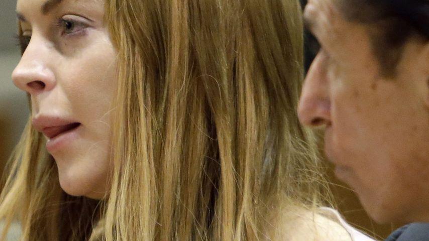 Lindsay Lohan: Doch nicht eingesperrt im Entzug?
