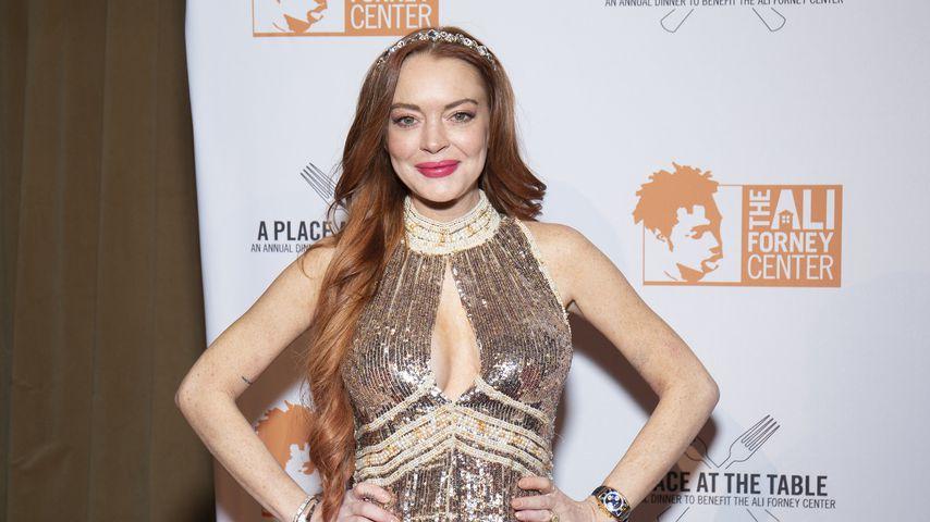 Nach zwölf Jahren: Lindsay Lohan feiert ihr Musik-Comeback!