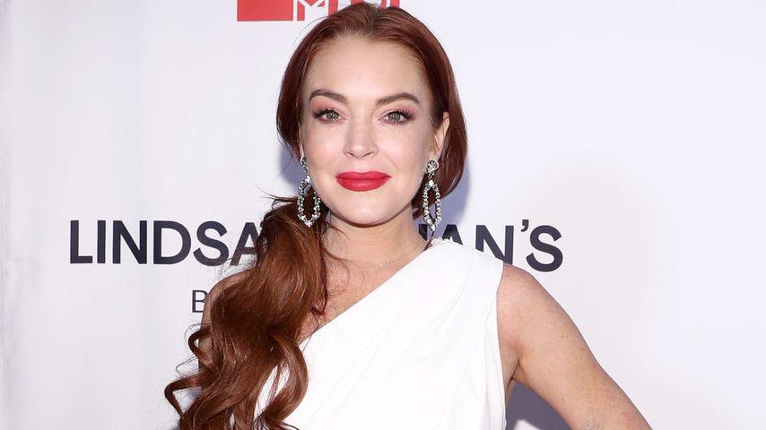 "Lindsay Lohan bei der ""Lindsay Lohan's Beach Club""-Premiere"