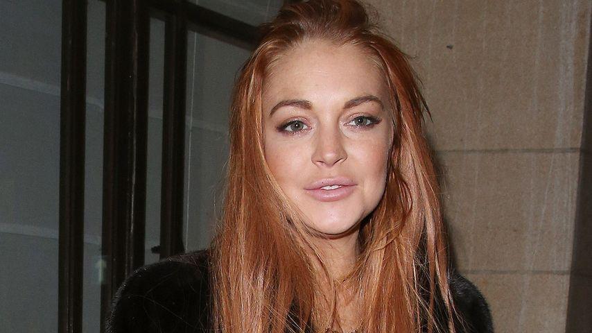 "Trotz 550.000 $: Lindsay Lohan lehnt ""DWTS"" ab"