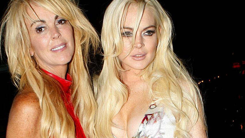 Lindsay Lohans Mutter will alles erzählen!