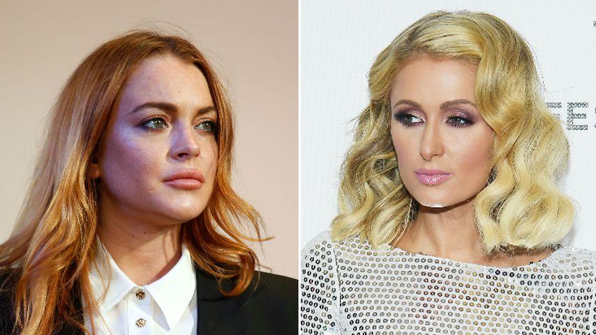 Lindsay Lohan eine Lügnerin? Paris Hilton steht zu dem Diss