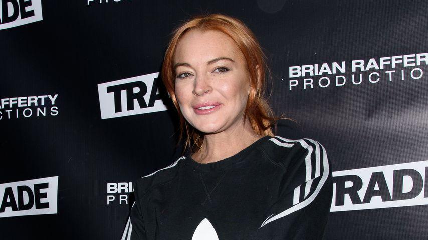 """Lindsay Lohan-Hate: Der """"Girls Club""""-Star verteidigt sich!"""