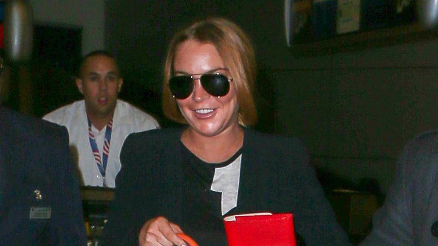 Rückfallgefahr? Lindsay Lohan zurück in Hollywood